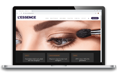 L'essence - website